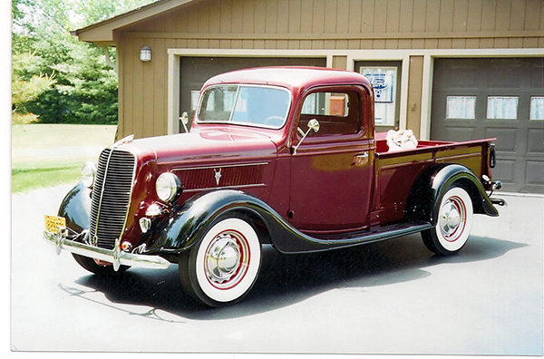 1940 Ford Pickup Trucks For Sale Restorations Unlimited auto restoration, antique, classics ...
