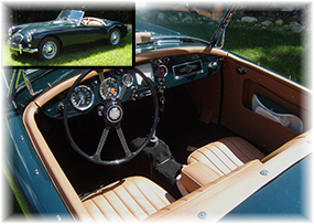 Home » Custom Auto Upholstery Kits For 1931 Ford