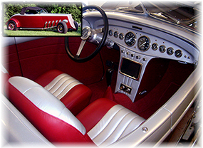 Custom Auto Upholstery Kits For 1931 Ford | Autos Post